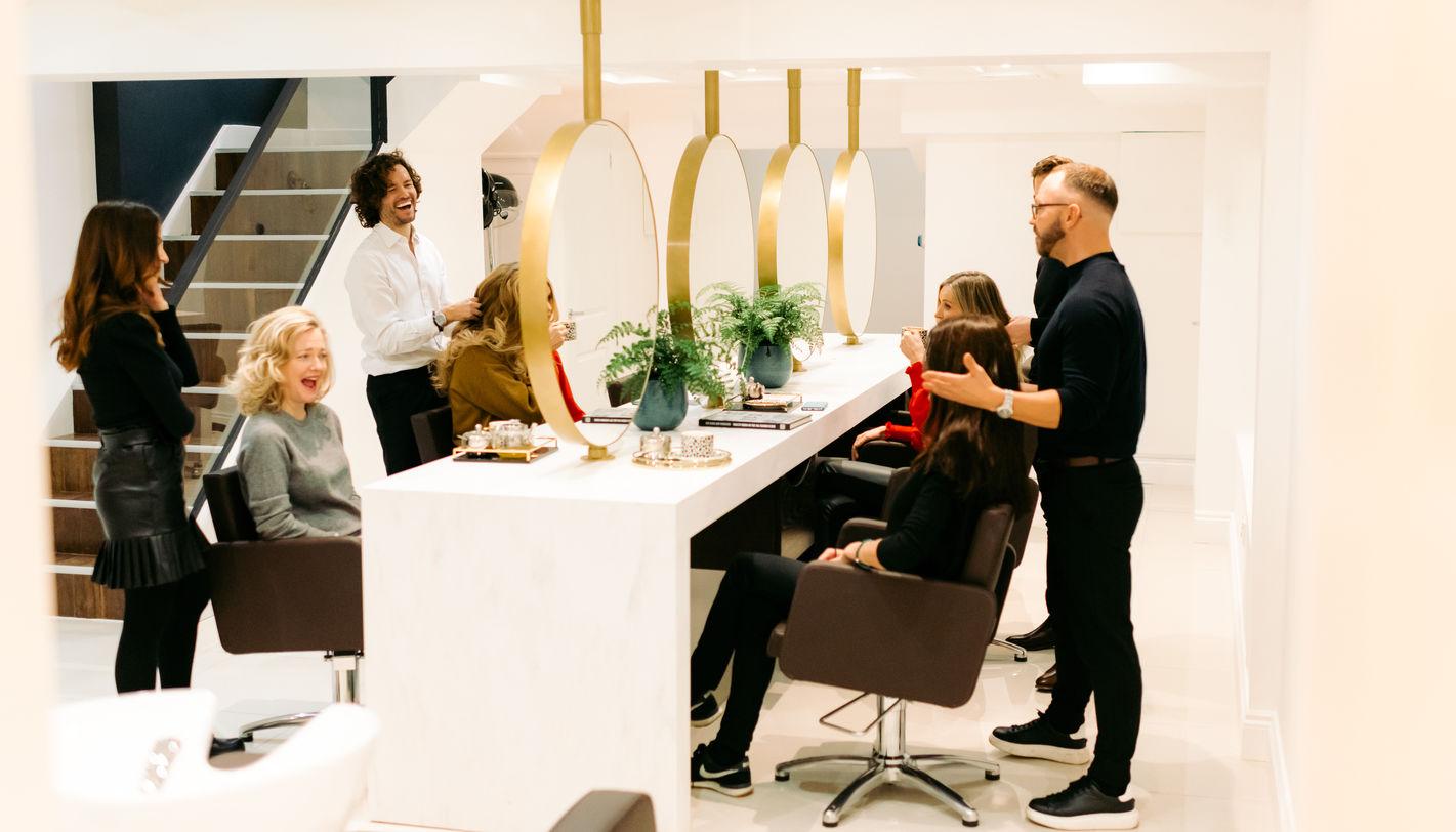 gustav fouche london hair salon 140