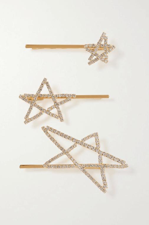 bijou bling star pins