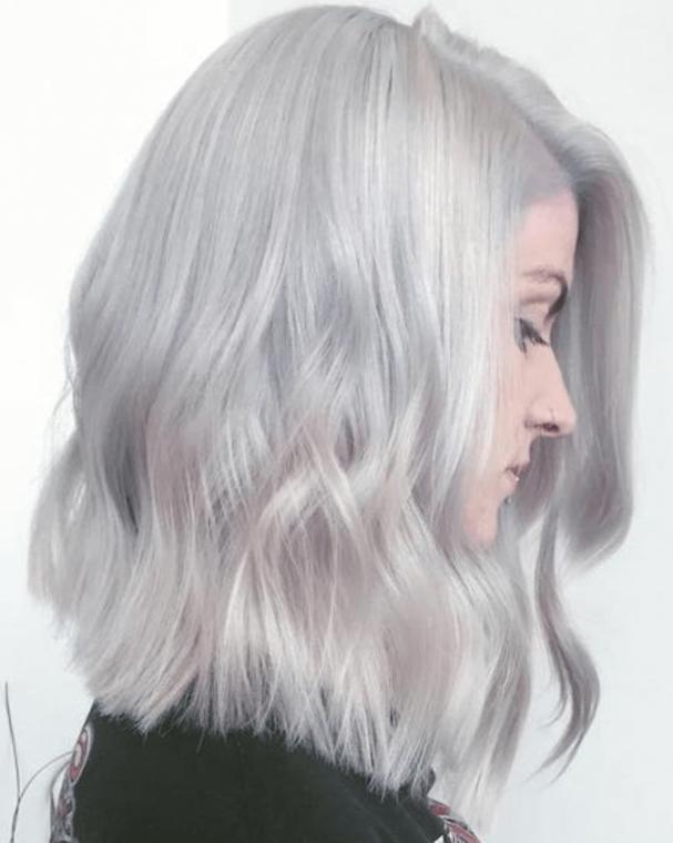 winter colour lift white silver