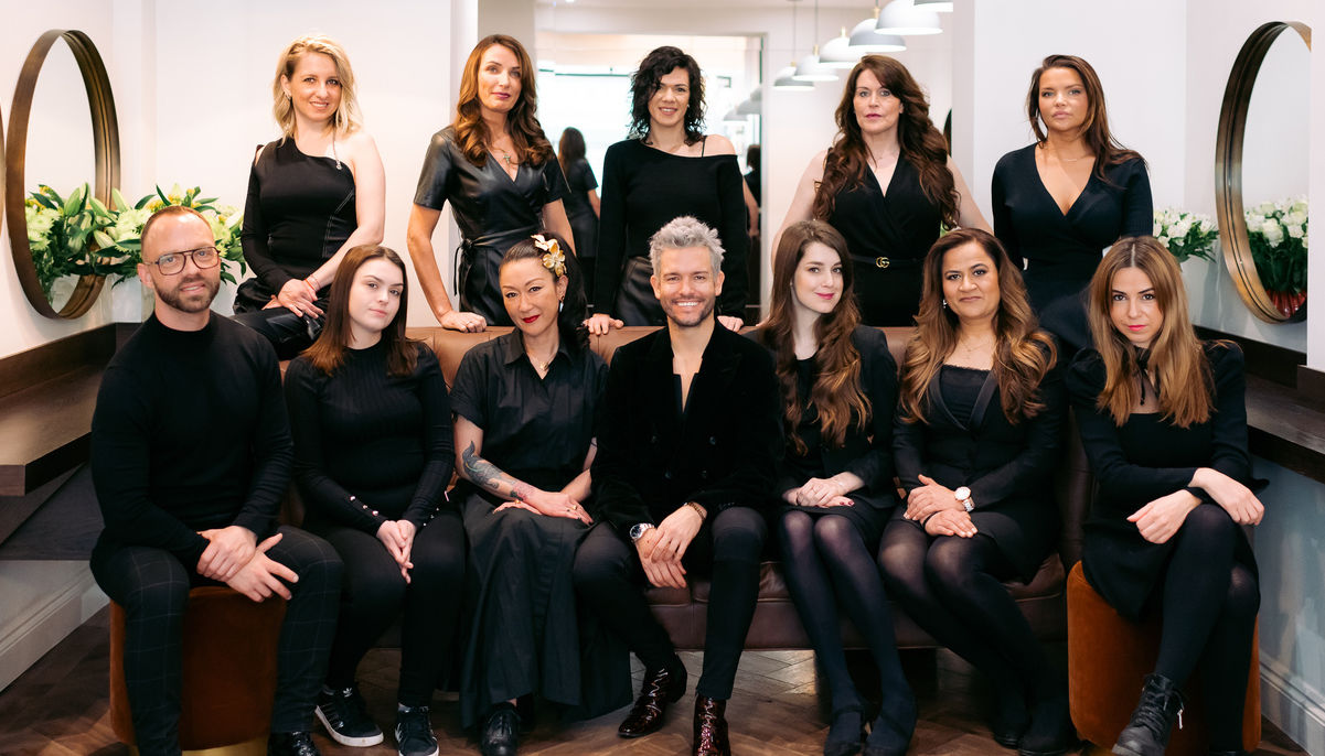 gustav fouche london hair salon 98